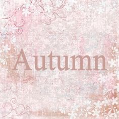"""Hi Ladies.  Tonight and tomorrow let's pin a lovely theme of """" AUTUMN IN PINK """"  I hope you enjoy it. Thank you and Happy Pinning ❤ Lu"""