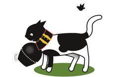 Ein Halsband mit Glocke kann für Katzen sowohl unangenehm wie gefährlich sein. Zudem taugt es als Vogelschutz nur sehr bedingt. Denn die meisten Katzen lernen es, sich so an einen Vogel anzuschleichen, dass die Glocke gar nicht klingt.