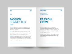 디자인퍼플 Leaflet Layout, Booklet Design, Brochure Design, Branding Design, Editorial Design Magazine, Editorial Layout, Page Design, Layout Design, Catalog Design