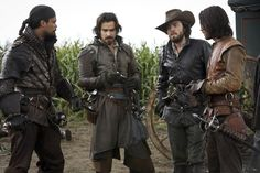 The Musketeers - Series II photos via imgbox: 2x07 *Spoilers*