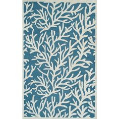 A seaside dream area rug to add to any space in your home or to compliment a grand salon on board your yacht.