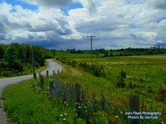 Zion Road off Highway 37 in Thurlow Ward in the City of Belleville Ontario