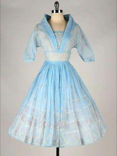 1950s.    👗
