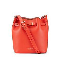 e330112e898 Leather Small Bucket Bag Small Buckets
