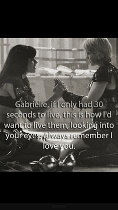 beautiful quote from the series finale of Xena. The feels though!!