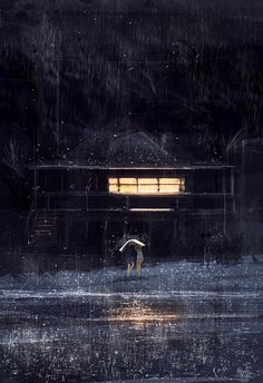 It's raining #pascalcampion