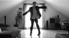I've NEVER Been More Mesmerized by Someone's Dance Moves. This Video is So Much Fun.