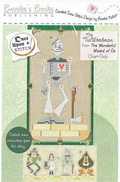 Brooke's Books Publishing - Cross Stitch Patterns & Kits