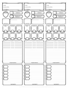 [D&D DM character tracker Board Game Themes, Printable Board Games, Dungeons And Dragons Dice, Dungeons And Dragons Homebrew, Character Sheet Writing, Dnd Stats, Dm Screen, Rpg Map, Dnd 5e Homebrew