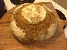 whole grain sponge bread