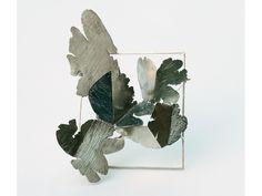 Stefano Marchetti, Untitled, 2007, white gold, 100 x 65 x 45 mm, photo: artist