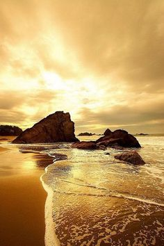 Harris Beach - Brookings Oregon..... #Relax more with healing sounds: