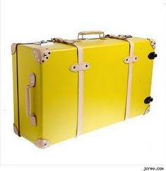 Yellow _ luggage