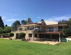 """State of the Art Homestead offering magnificent views and lifestyle in a secure environment """"State of the Art"""" home in exclusi. Kwazulu Natal, Real Estate Companies, Homesteading, Mansions, Park, House Styles, Manor Houses, Villas, Mansion"""