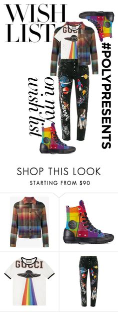 """#PolyPresents: Wish List ♥"" by evelin-vivien-laczko on Polyvore featuring Missoni, Converse, Gucci, Dolce&Gabbana, converse, gucci, universe, contestentry and polyPresents"