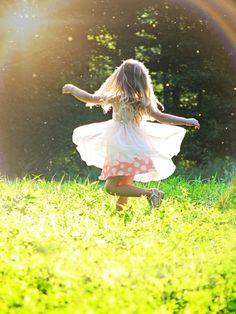 Toddler girl photography