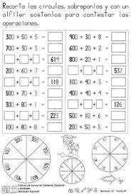 Resultado de imagen para ejercicios de series numericas del 200 al 300