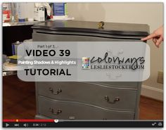 Colorways: Video 39 Painting Shadows & Highlights Step 1