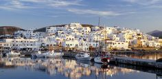 Paros, Greece This lesser-known Greek island is situated between Mykonos and Santorini. You'll find white marble and crystal clear water as far as the eye can see.