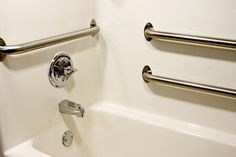Ada Grab Bar Heights At Water Closet Dailey Residence