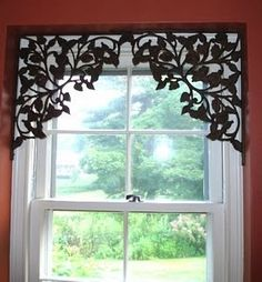 Monday - the beginning of a new week and fresh new repurposing ideas.     Today we're going to take a look at some very  clever window t...