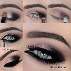 Arap Göz Makyajı Nasıl Yapılır