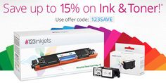 123inkjets coupon code 15% off compatible ink plus free shipping - 123inkjets coupon code, Save up to 15% off compatible ink and 10% off all other ink & toner products with coupon code 123SAVE that excludes OEM items plus free shipping to the contiguous U.S. get the latest 123inkjets coupons, coupon codes and free shipping discounts for different ink and toner products at 123inkjets.com.