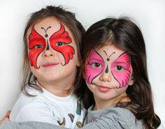 Halloween costume makeup for kids -Butterfly Halloween costume makeup for kids -Butterfly Kids Makeup, Halloween Makeup For Kids, Cute Halloween Costumes, Makeup Ideas, Face Makeup, Halloween Kostüm, Butterfly Face Paint, Butterfly Makeup, Butterfly Halloween
