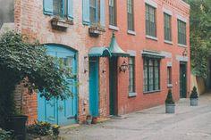 Love the Brooklyn Heights neighborhood page on Airbnb.com