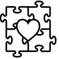 printable puzzle pieces template clipart best clipart best