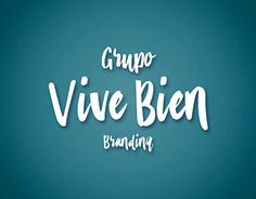 "Check out new work on my @Behance portfolio: ""Grupo ¡Vive Bien! (Branding)"" http://be.net/gallery/54555877/Grupo-Vive-Bien-(Branding)"