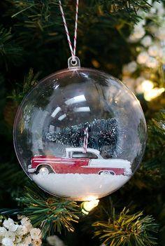 20 Creative DIY Christmas Tree Ornaments