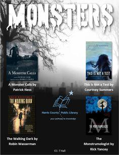 Monster Fiction! for Teen Readers