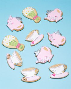 Gorgeous sugar cookies!