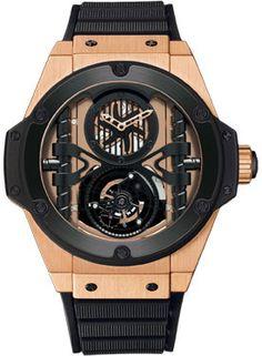 Hublot Big Bang King Power 18K King Gold Men's Watch 705.OM.0007.RX