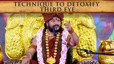 Technique to Detoxify Third Eye