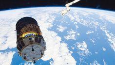 国際宇宙ステーションへの補給の要 「こうのとり」(HTV)