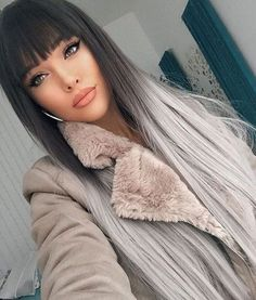 40 Grey Ombre Hair Ideas
