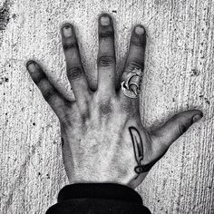 Skate Pro Dylan Rieder wearing the Spanish Galleon Ring by Flotsam and Jetsam