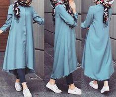 Modest Dresses Casual, Modest Fashion Hijab, Modesty Fashion, Stylish Dresses For Girls, Stylish Dress Designs, Muslim Women Fashion, Islamic Fashion, Beautiful Pakistani Dresses, Mode Abaya