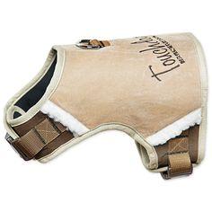 Pet Life Touchdog Tough Butique Adjustable Dog Harness (XS), Silver