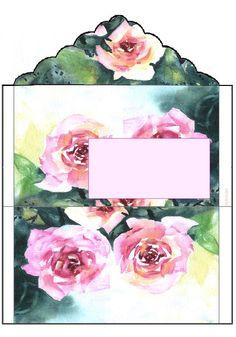 sobre y rosas