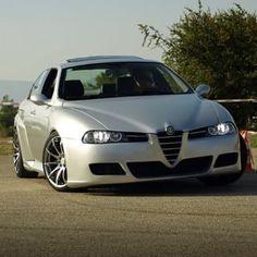 Alfa Romeo 156 custom
