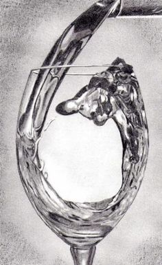 how to draw : glass of wine (page 2)