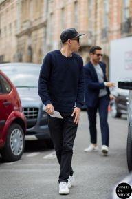 STYLE DU MONDE / Paris Men's Fashion Week Spring 2015 Street Style: Eugene Tong  // #Fashion, #FashionBlog, #FashionBlogger, #Ootd, #OutfitOfTheDay, #StreetStyle, #Style