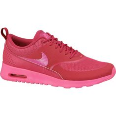 6c87bd2e9c0c86 Nike Air Max Thea in pink. They were designed by Dylan Raasch - the man  responsible for the creation of a model Roshe Run. Dylan decided to combine  Roshe ...