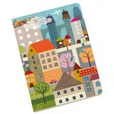 Town Notebook * Mini Labo