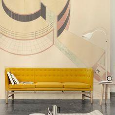 Mayor sofa Manufacturer: Design: Arne Jacobsen