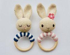 Mesmerizing Crochet an Amigurumi Rabbit Ideas. Lovely Crochet an Amigurumi Rabbit Ideas. Crochet Baby Toys, Crochet Amigurumi, Crochet Bunny, Amigurumi Doll, Crochet Animals, Crochet Dolls, Crochet Turtle, Amigurumi Tutorial, Sleeping Bunny