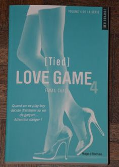 Les Lectures de Val : Tied : Love Game Vol 4 d 'Emma Chase